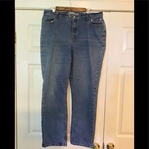 Harley Davidson women genuine motor clothes jeans.